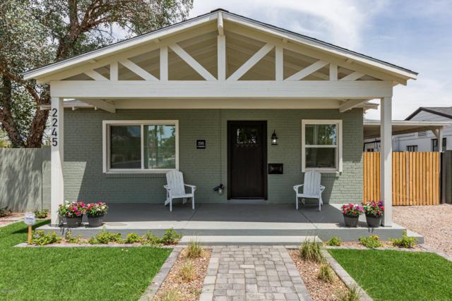 2245 N Evergreen Street, Phoenix, AZ 85006 (MLS #5926715) :: CC & Co. Real Estate Team