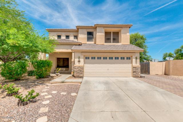 2869 N Rosa Lane, Casa Grande, AZ 85122 (MLS #5926716) :: CC & Co. Real Estate Team