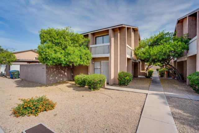 2845 E Tracy Lane #7, Phoenix, AZ 85032 (MLS #5926724) :: CC & Co. Real Estate Team