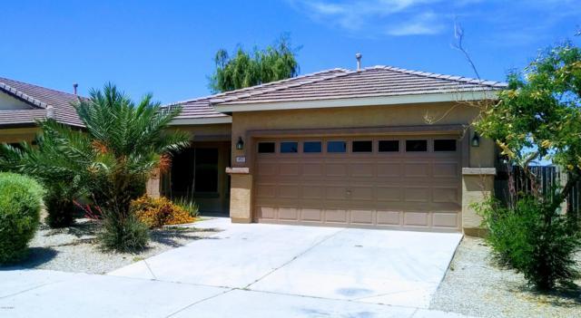 852 E Payton Street, San Tan Valley, AZ 85140 (MLS #5926741) :: CC & Co. Real Estate Team