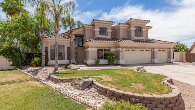 1385 S Spartan Street, Gilbert, AZ 85233 (MLS #5926748) :: CC & Co. Real Estate Team
