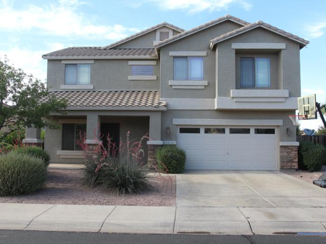 4220 E Winged Foot Place, Chandler, AZ 85249 (MLS #5926778) :: The Kenny Klaus Team