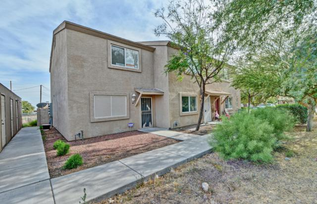 2277 S Apache Drive #8, Apache Junction, AZ 85120 (MLS #5926852) :: The Results Group