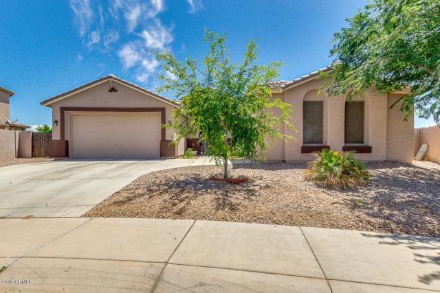 18315 N Falcon Lane, Maricopa, AZ 85138 (MLS #5926871) :: Openshaw Real Estate Group in partnership with The Jesse Herfel Real Estate Group