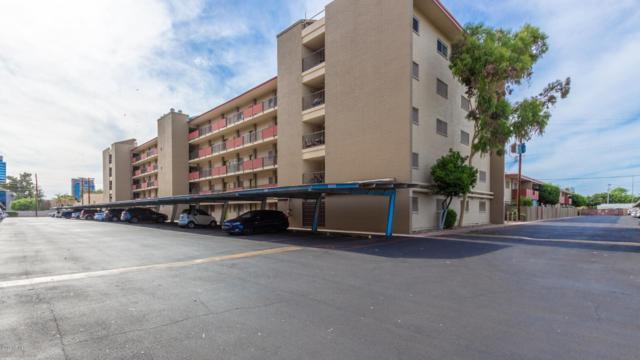 353 E Thomas Road C302, Phoenix, AZ 85012 (MLS #5926891) :: Homehelper Consultants