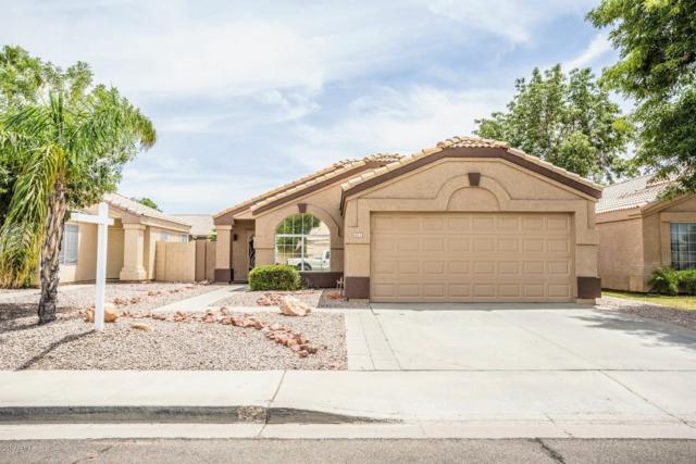 813 E Butler Drive, Chandler, AZ 85225 (MLS #5926898) :: CC & Co. Real Estate Team