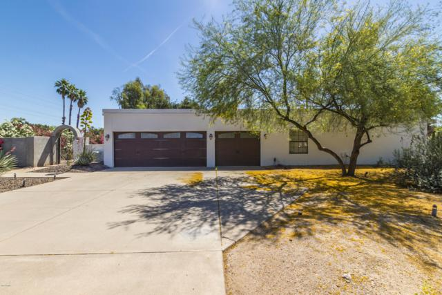 10441 N 57TH Street, Paradise Valley, AZ 85253 (MLS #5926902) :: The Wehner Group