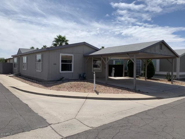 11275 N 99th Avenue #105, Peoria, AZ 85345 (MLS #5926953) :: The Pete Dijkstra Team