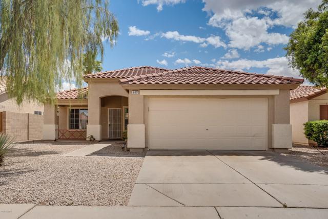 743 E Ivanhoe Street, Chandler, AZ 85225 (MLS #5926957) :: CC & Co. Real Estate Team
