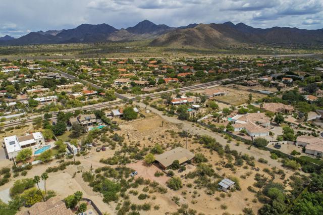 10535 E Shaw Butte Drive, Scottsdale, AZ 85259 (MLS #5926965) :: The Pete Dijkstra Team