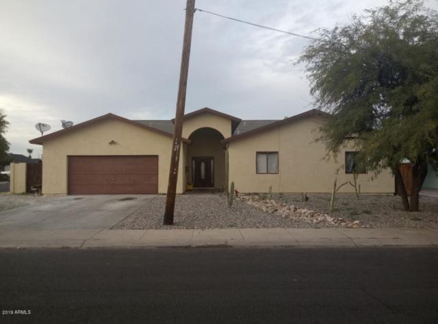 1402 E Hoover Avenue, Phoenix, AZ 85006 (MLS #5926986) :: CC & Co. Real Estate Team