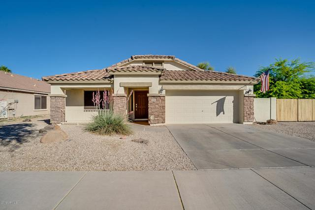 23465 S 223RD Place, Queen Creek, AZ 85142 (MLS #5927064) :: Team Wilson Real Estate