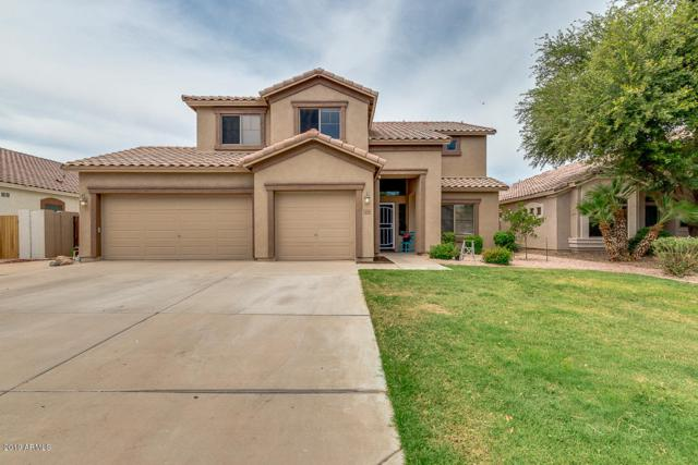 1020 S Pueblo Street, Gilbert, AZ 85233 (MLS #5927092) :: Devor Real Estate Associates