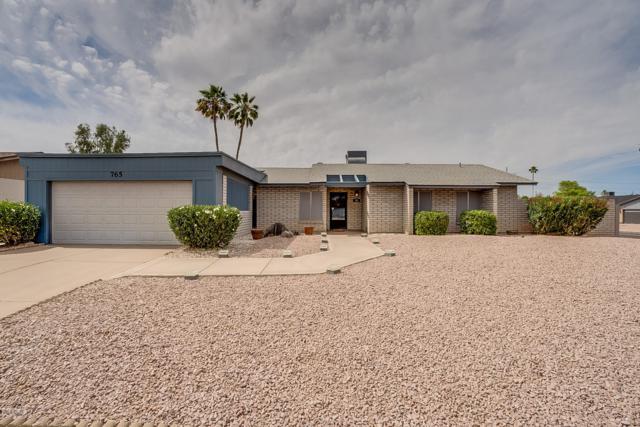 765 W Pampa Avenue, Mesa, AZ 85210 (MLS #5927188) :: Team Wilson Real Estate