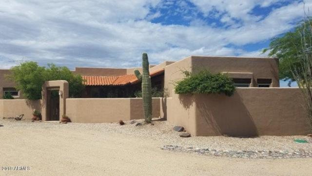 1220 S Camino Cobre Drive, Wickenburg, AZ 85390 (MLS #5927194) :: Brett Tanner Home Selling Team