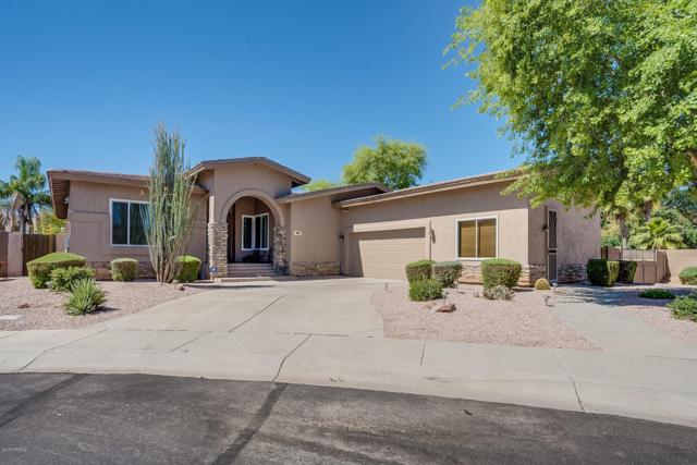 1831 W Maplewood Place, Chandler, AZ 85286 (MLS #5927209) :: CC & Co. Real Estate Team