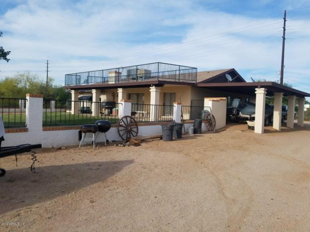 2442 N Sossaman Road, Mesa, AZ 85207 (MLS #5927244) :: Homehelper Consultants