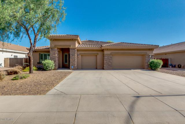 11347 E Stanton Avenue, Mesa, AZ 85212 (MLS #5927278) :: Openshaw Real Estate Group in partnership with The Jesse Herfel Real Estate Group
