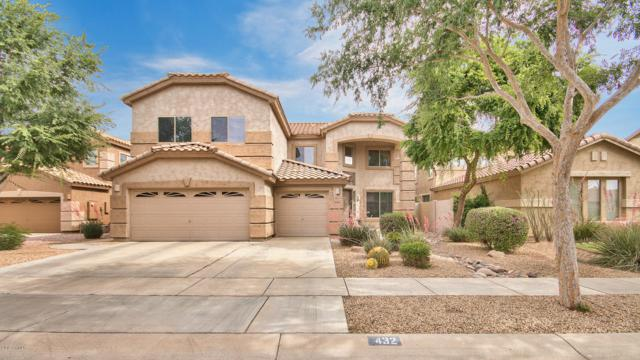 432 W Pelican Drive, Chandler, AZ 85286 (MLS #5927294) :: Kepple Real Estate Group