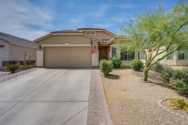 3207 W Sunshine Butte Drive, Queen Creek, AZ 85142 (MLS #5927336) :: CC & Co. Real Estate Team