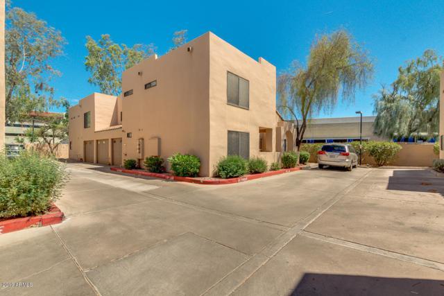 5665 W Galveston Street #71, Chandler, AZ 85226 (MLS #5927362) :: CC & Co. Real Estate Team