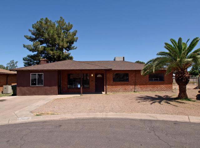 4116 W Rovey Avenue, Phoenix, AZ 85019 (MLS #5927373) :: CC & Co. Real Estate Team