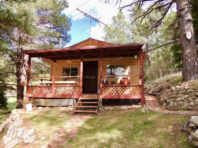 3093 Happy Trails Drive, Flagstaff, AZ 86005 (MLS #5927412) :: CC & Co. Real Estate Team