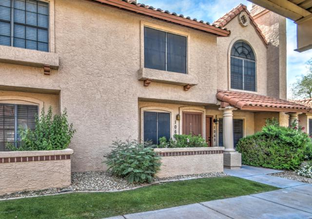 4901 E Kelton Lane #1063, Scottsdale, AZ 85254 (MLS #5927466) :: The Daniel Montez Real Estate Group