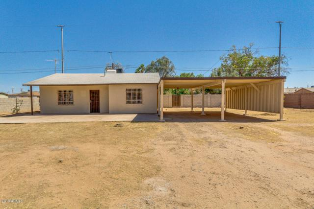 245 E Beech Avenue, Casa Grande, AZ 85122 (MLS #5927478) :: CC & Co. Real Estate Team