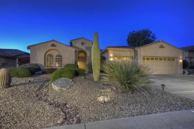 10848 E Acacia Drive, Scottsdale, AZ 85255 (MLS #5927507) :: The W Group