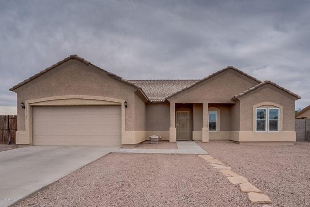 10123 W Greyback Drive, Arizona City, AZ 85123 (MLS #5927584) :: CC & Co. Real Estate Team