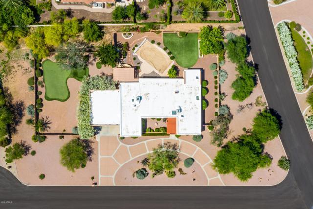 6014 E Caron Circle, Paradise Valley, AZ 85253 (MLS #5927623) :: The Carin Nguyen Team