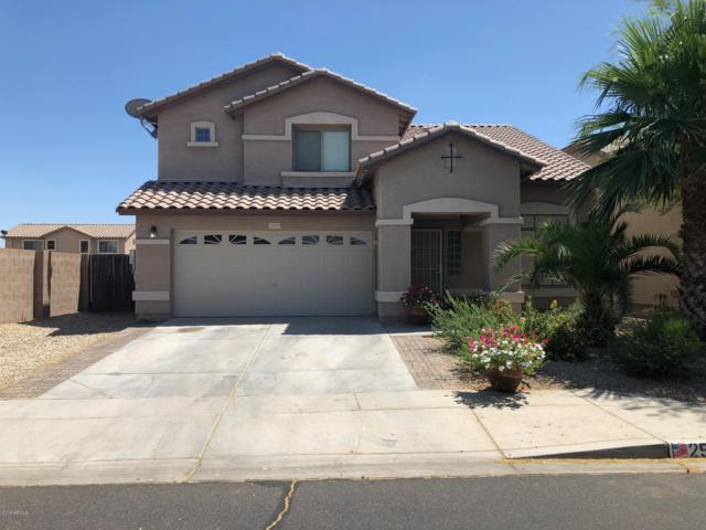 25579 W Crown King Road, Buckeye, AZ 85326 (MLS #5927719) :: Conway Real Estate