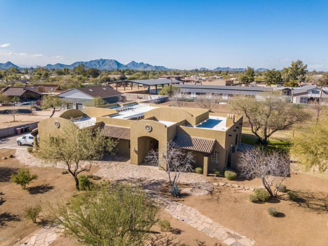 12012 N Paradise Drive, Scottsdale, AZ 85254 (MLS #5927722) :: CC & Co. Real Estate Team