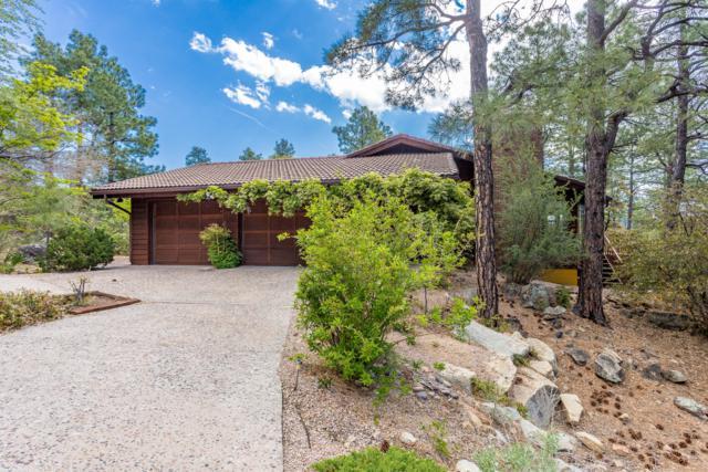 1105 Woodspur Circle, Prescott, AZ 86303 (MLS #5927730) :: CC & Co. Real Estate Team