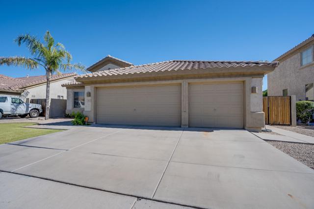 2381 E Binner Drive, Chandler, AZ 85225 (MLS #5927779) :: CC & Co. Real Estate Team