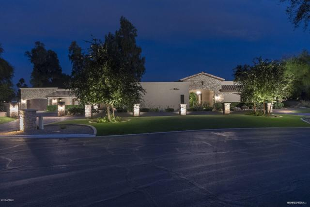 7121 E Oakmont Drive, Paradise Valley, AZ 85253 (MLS #5927799) :: The Carin Nguyen Team