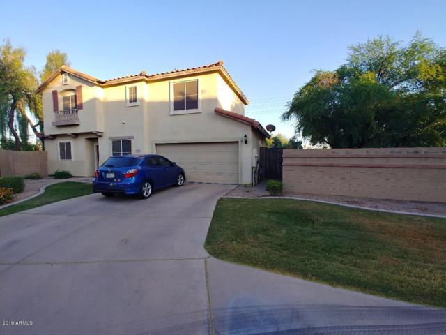 669 E Los Arboles Place, Chandler, AZ 85225 (MLS #5927809) :: CC & Co. Real Estate Team