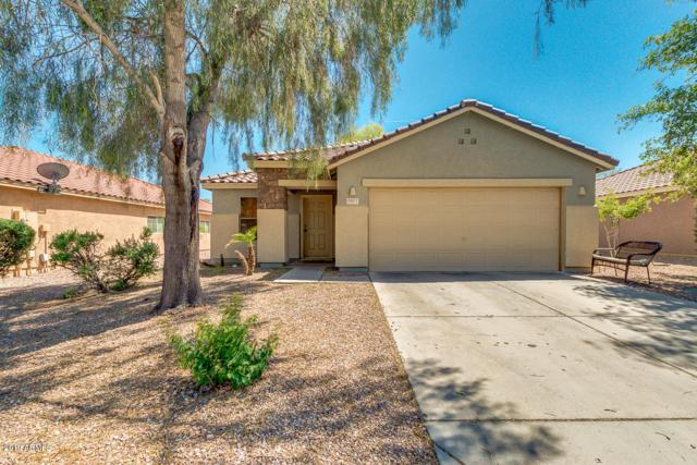 2877 W Silver Creek Lane, Queen Creek, AZ 85142 (MLS #5927826) :: CC & Co. Real Estate Team