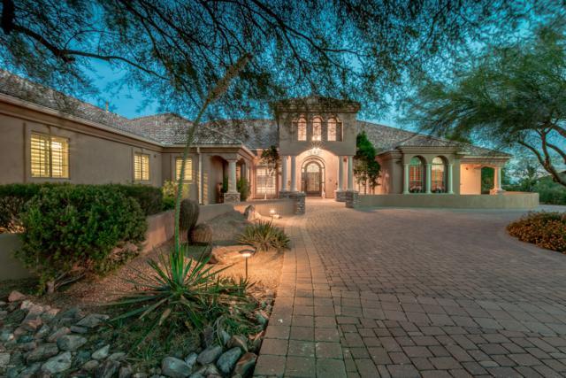 12327 E Doubletree Ranch Road, Scottsdale, AZ 85259 (MLS #5927875) :: The Kenny Klaus Team