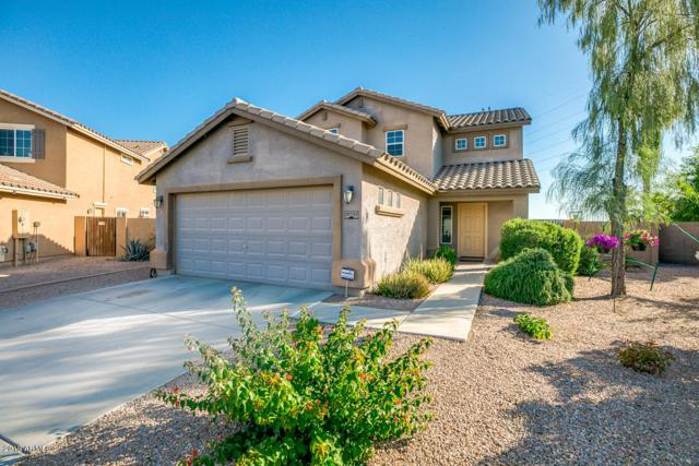 21732 N Liles Lane, Maricopa, AZ 85138 (MLS #5927878) :: Occasio Realty