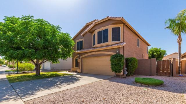 7451 E Milagro Avenue, Mesa, AZ 85209 (MLS #5927918) :: CC & Co. Real Estate Team