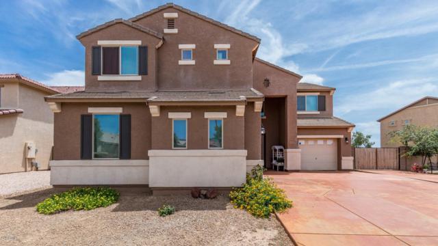 21723 W Hess Avenue, Buckeye, AZ 85326 (MLS #5927925) :: Brett Tanner Home Selling Team