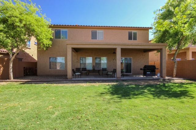 25986 W Ross Avenue, Buckeye, AZ 85396 (MLS #5927942) :: Yost Realty Group at RE/MAX Casa Grande