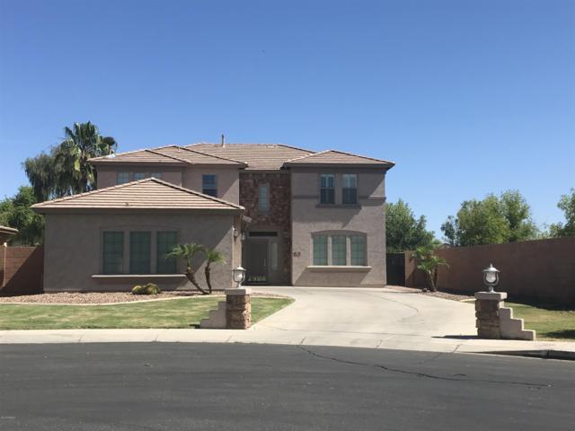 3482 E Geronimo Court, Gilbert, AZ 85295 (MLS #5927963) :: CC & Co. Real Estate Team