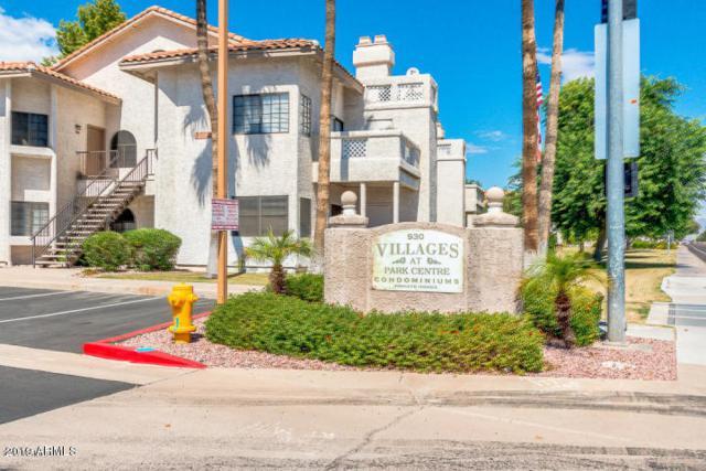 930 N Mesa Drive #2032, Mesa, AZ 85201 (MLS #5927968) :: CC & Co. Real Estate Team
