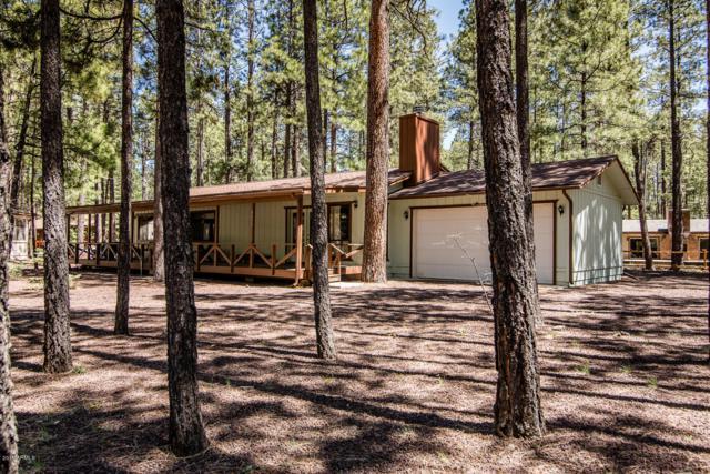 8457 Alchesay Drive, Pinetop, AZ 85935 (MLS #5927983) :: Conway Real Estate