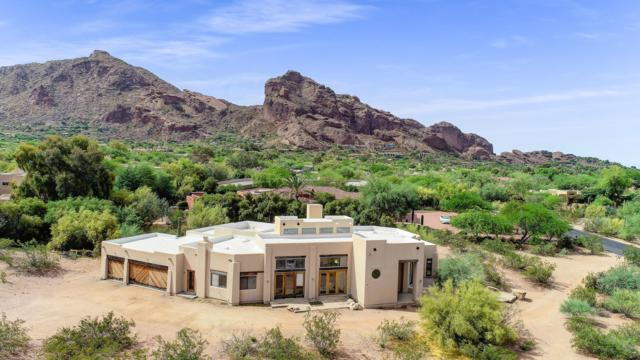 6423 N 51ST Place, Paradise Valley, AZ 85253 (MLS #5927984) :: CC & Co. Real Estate Team