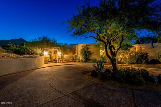 39452 N Old Stage Road, Cave Creek, AZ 85331 (MLS #5928006) :: The W Group
