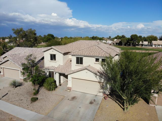 22675 S 212TH Street, Queen Creek, AZ 85142 (MLS #5928029) :: Realty Executives